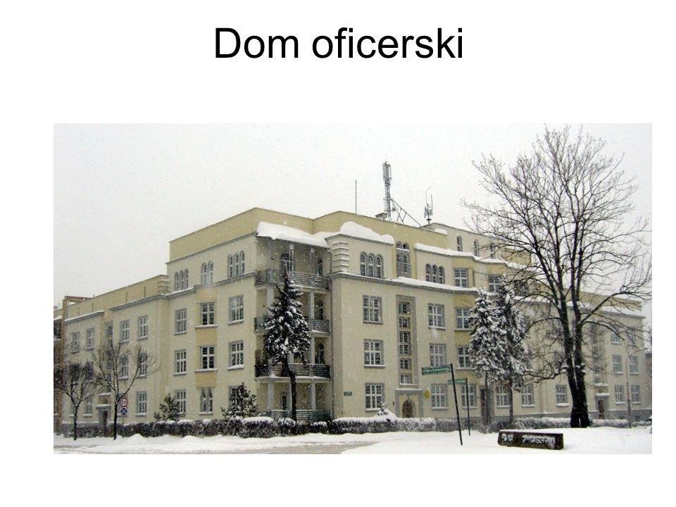 Dom oficerski