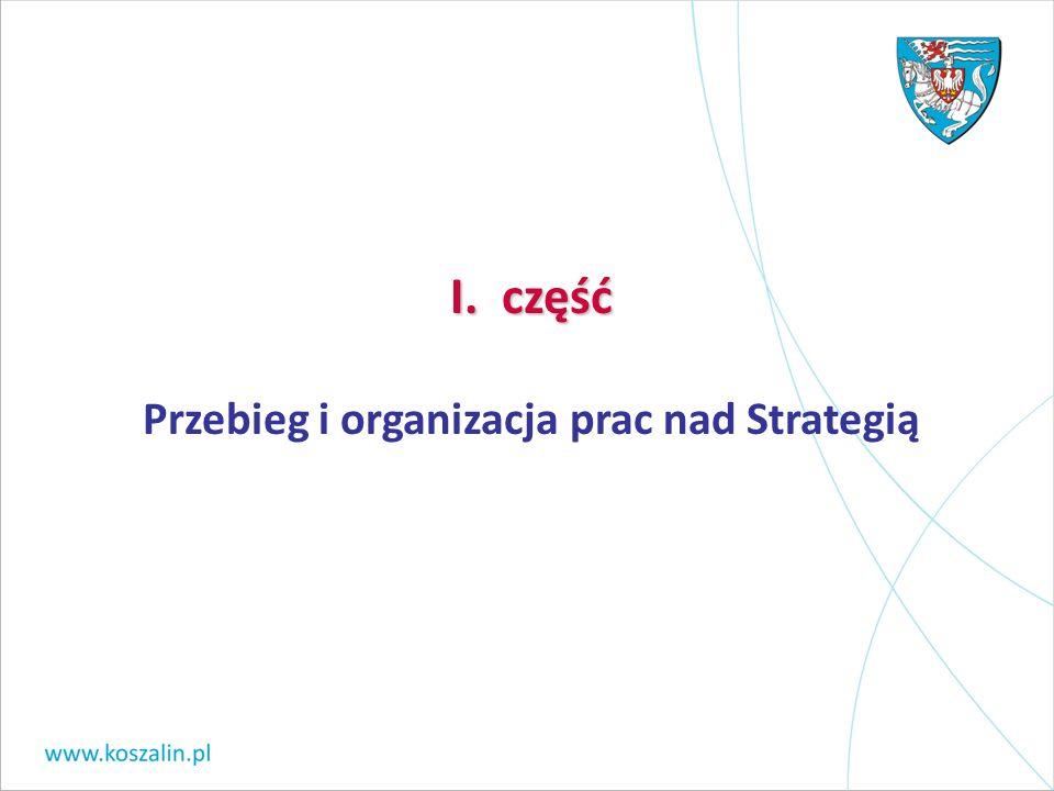 Przebieg i organizacja prac nad Strategią