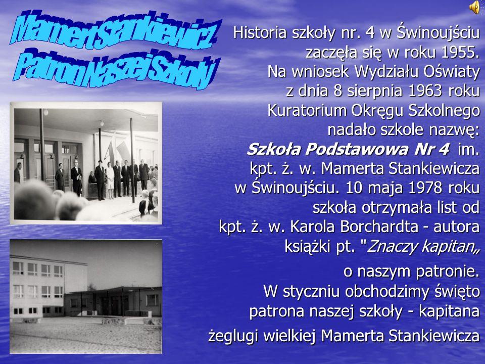 Mamert Stankiewicz Patron Naszej Szkoły