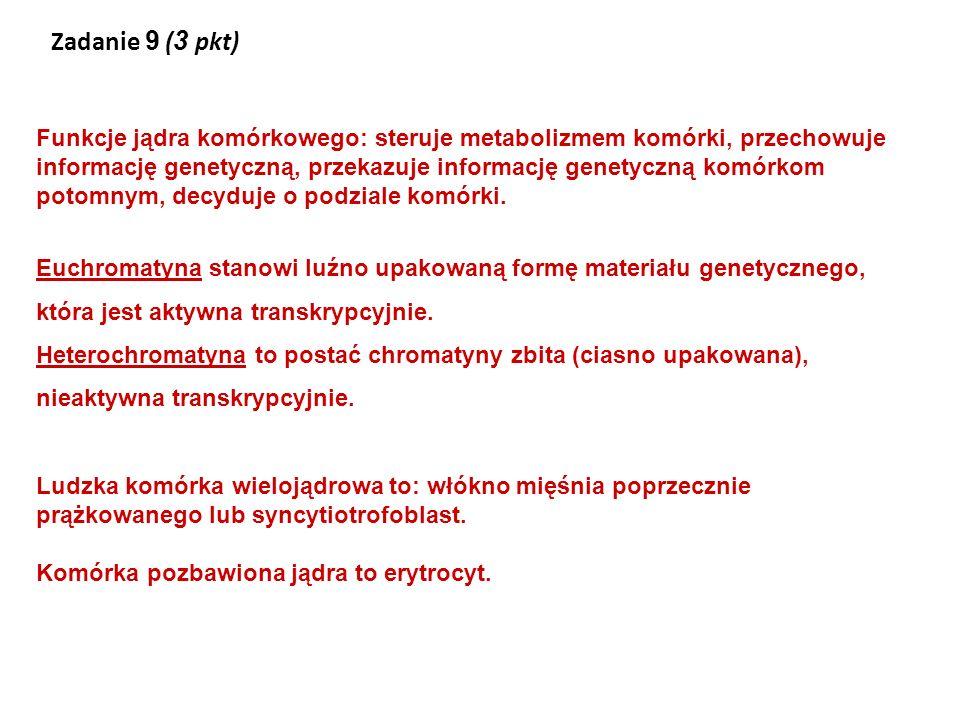 Zadanie 9 (3 pkt)