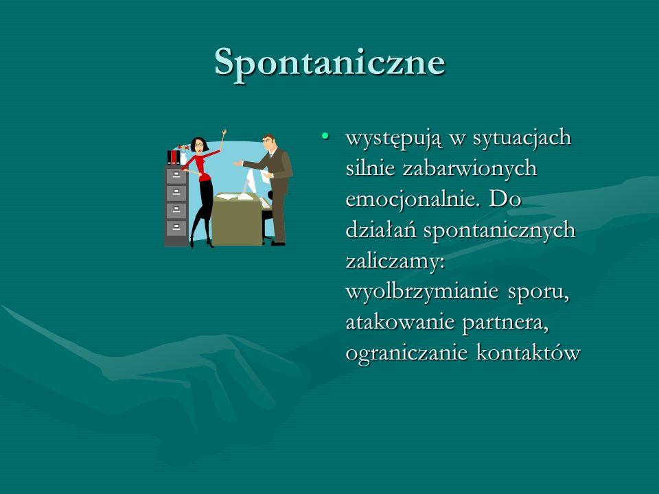 Spontaniczne
