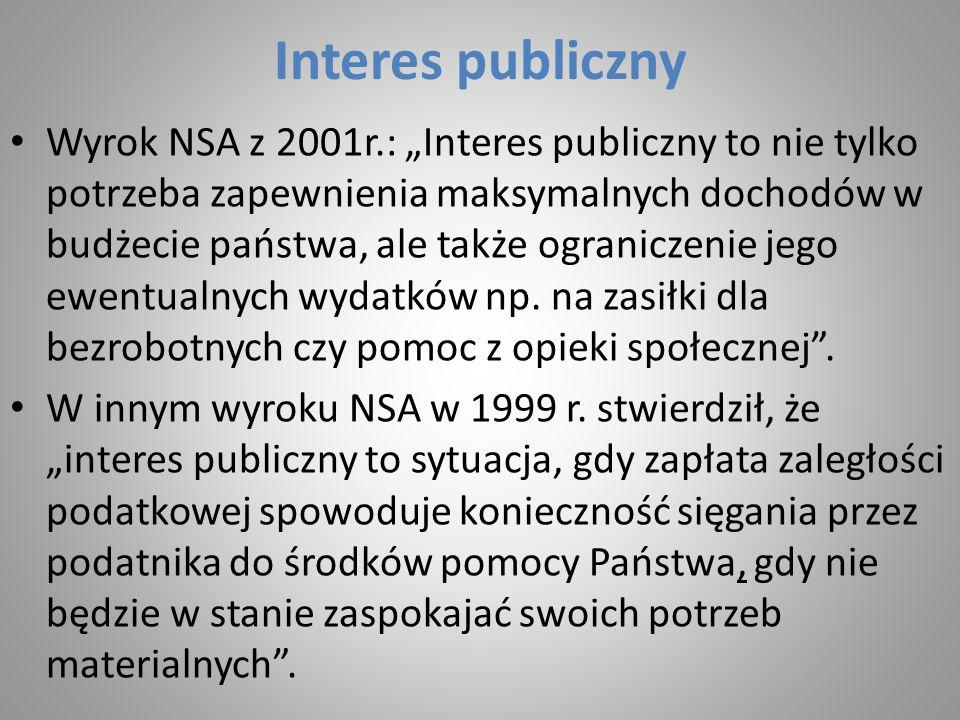 Interes publiczny