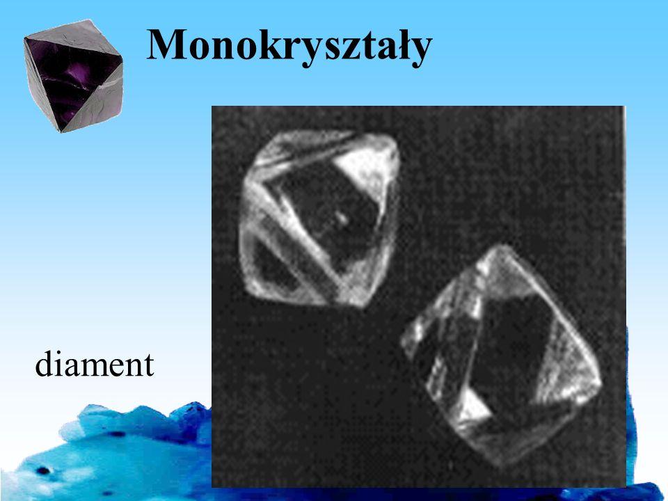 Monokryształy diament Bartosz Jabłonecki