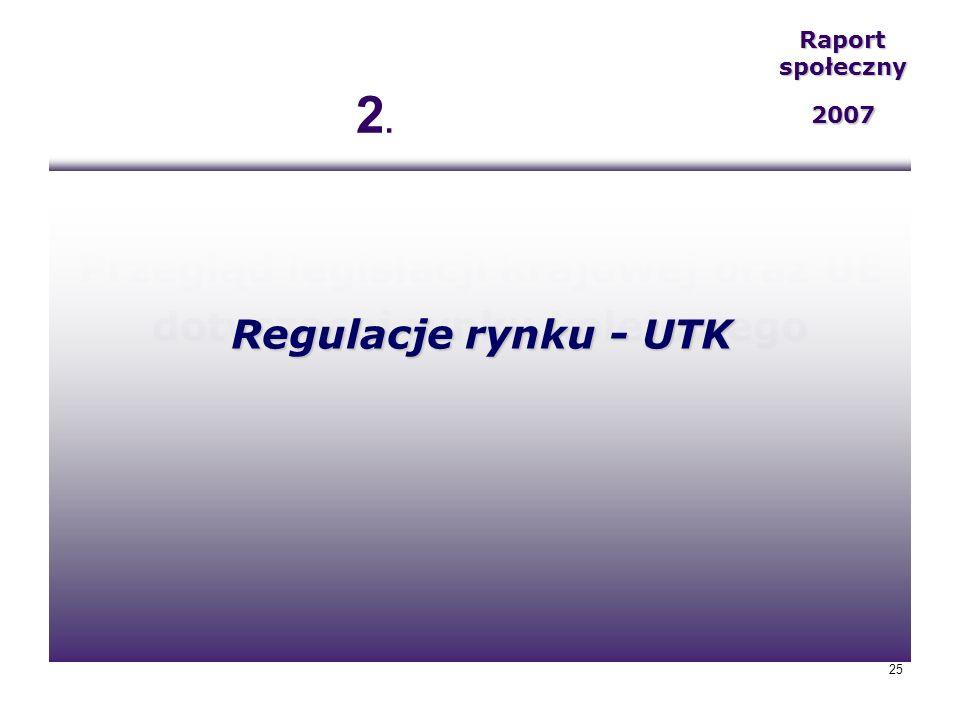Przegląd legislacji krajowej oraz UE dotyczącej rynku kolejowego