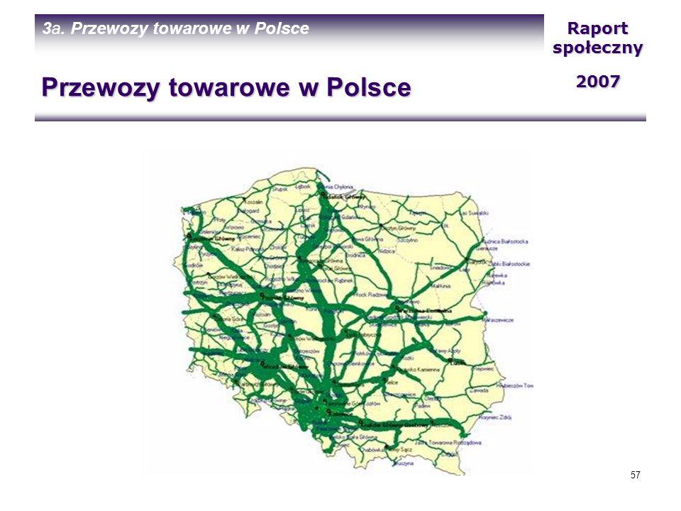 Przewozy towarowe w Polsce