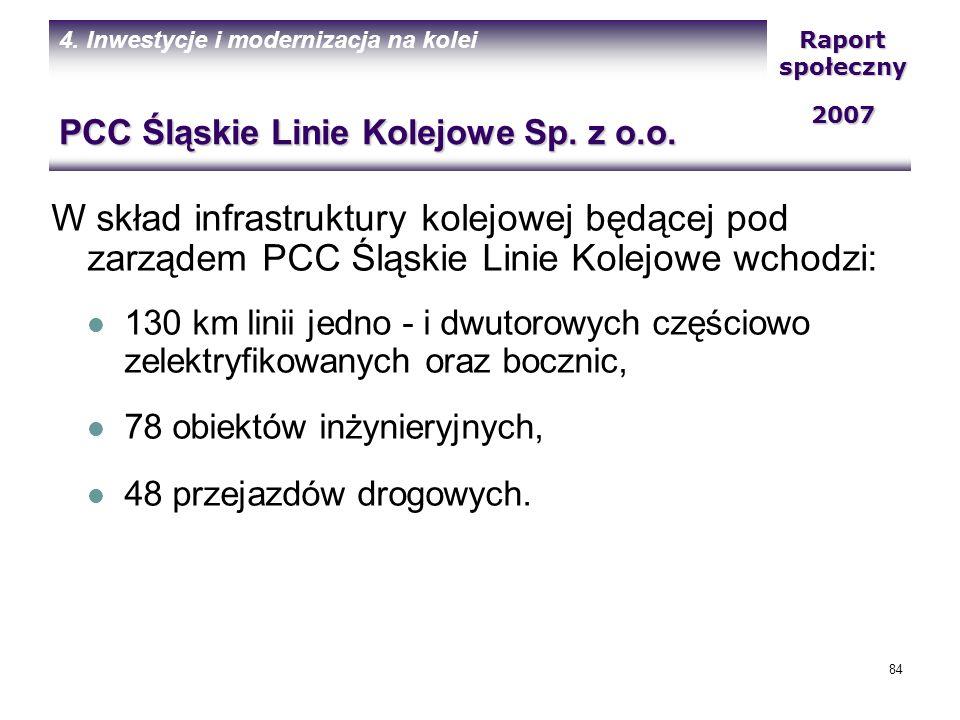 PCC Śląskie Linie Kolejowe Sp. z o.o.