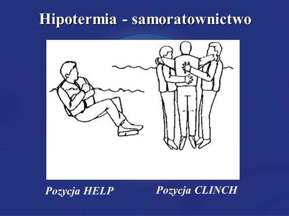 Hipotermia - samoratownictwo