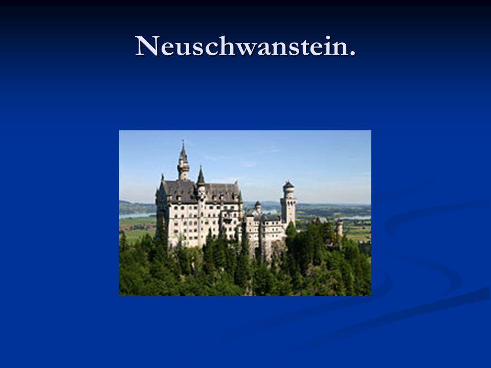 Neuschwanstein.