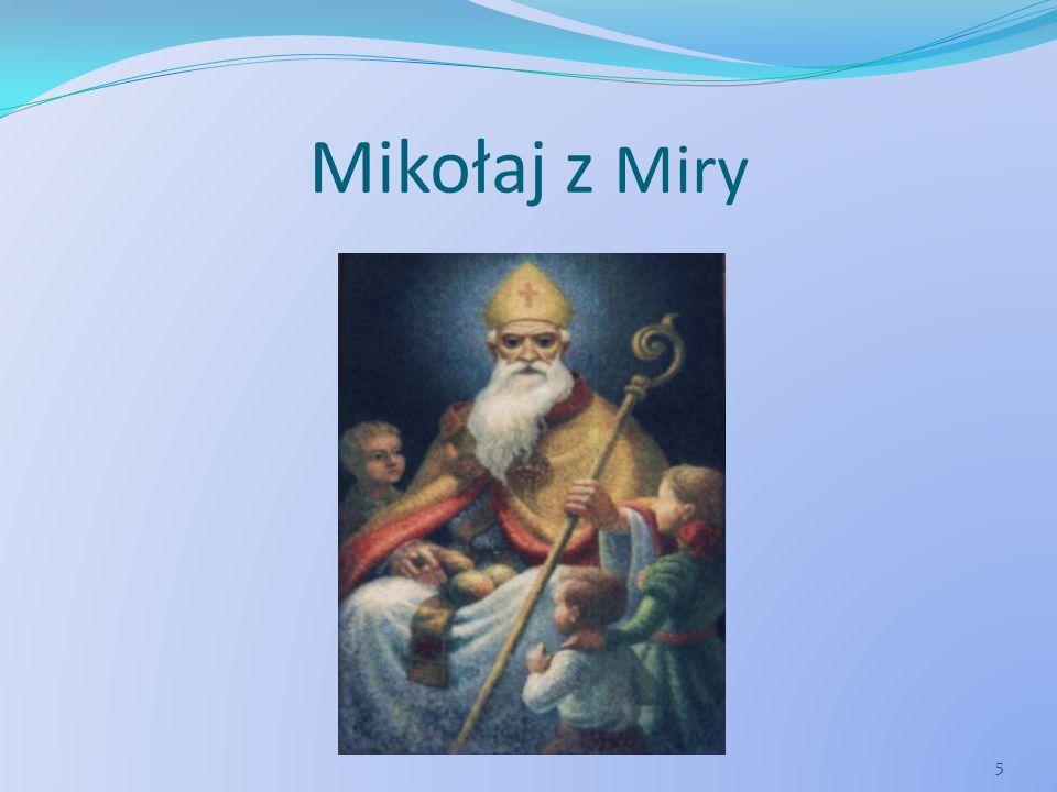 Mikołaj z Miry