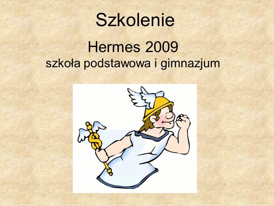 Hermes 2009 szkoła podstawowa i gimnazjum