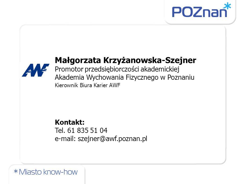 Małgorzata Krzyżanowska-Szejner