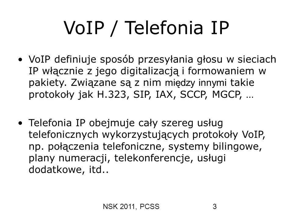 VoIP / Telefonia IP
