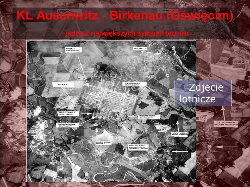 KL Auschwitz - Birkenau (Oświęcim) - jeden z największych symboli terroru