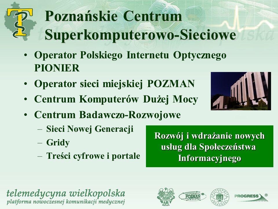 Poznańskie Centrum Superkomputerowo-Sieciowe