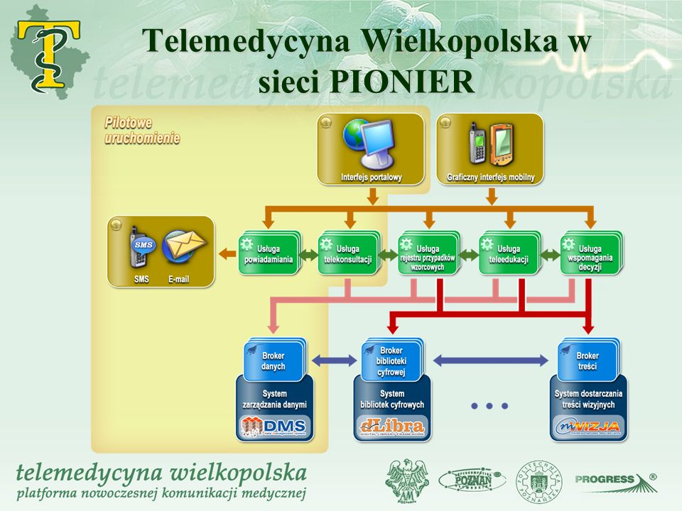 Telemedycyna Wielkopolska w sieci PIONIER