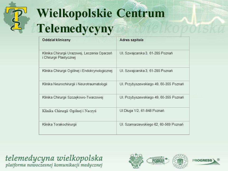 Wielkopolskie Centrum Telemedycyny