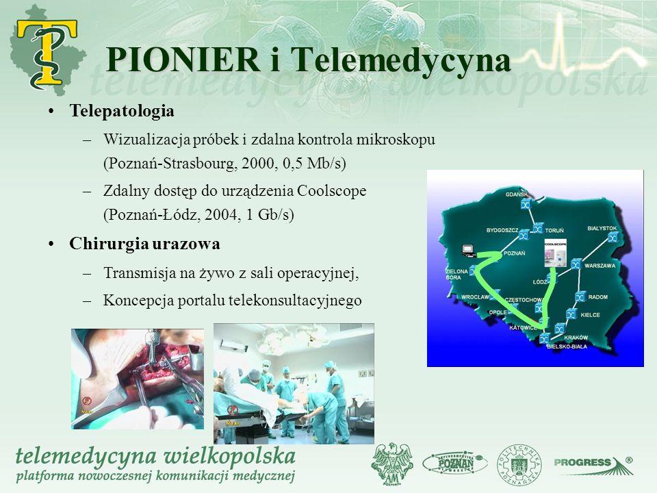 PIONIER i Telemedycyna