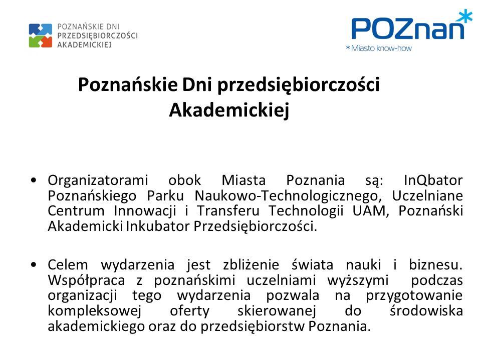 Poznańskie Dni przedsiębiorczości Akademickiej