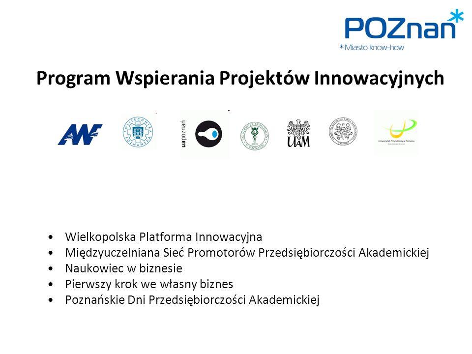 Program Wspierania Projektów Innowacyjnych