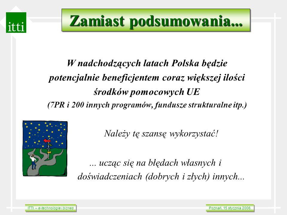 (7PR i 200 innych programów, fundusze strukturalne itp.)