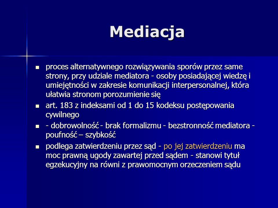 Mediacja