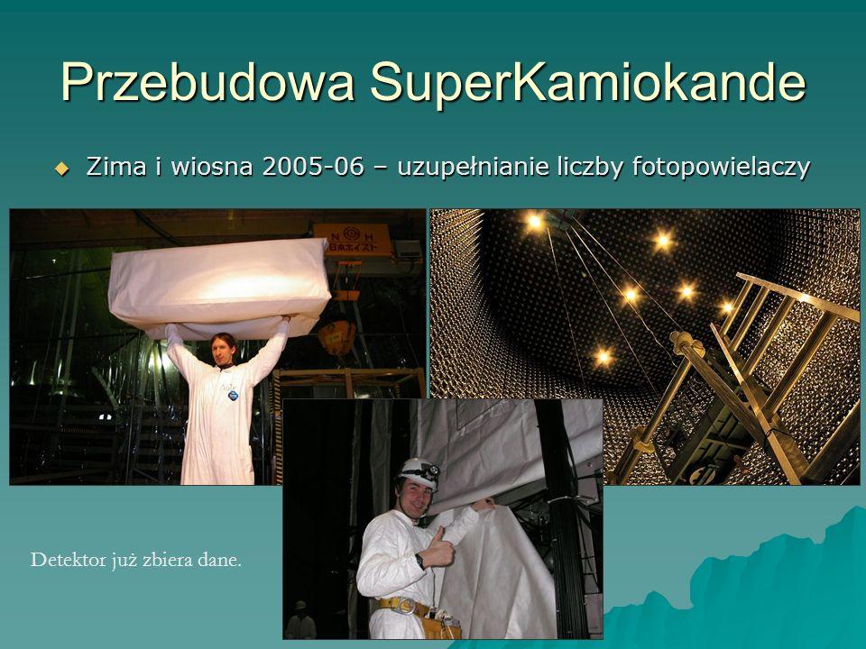 Przebudowa SuperKamiokande