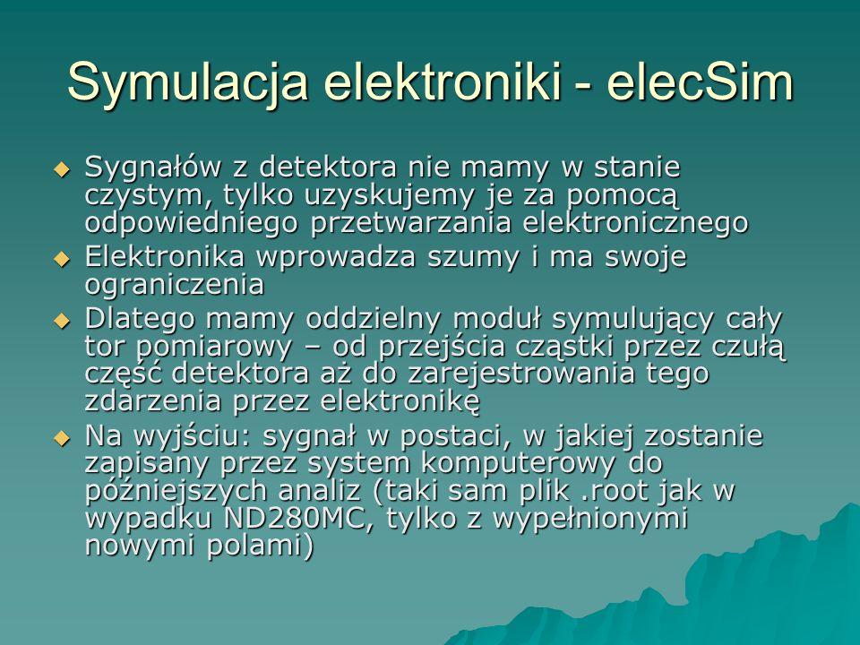 Symulacja elektroniki - elecSim