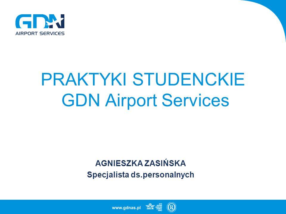 PRAKTYKI STUDENCKIE GDN Airport Services