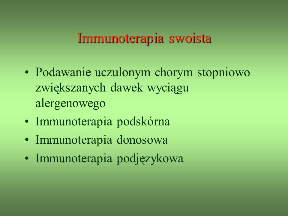 Immunoterapia swoista
