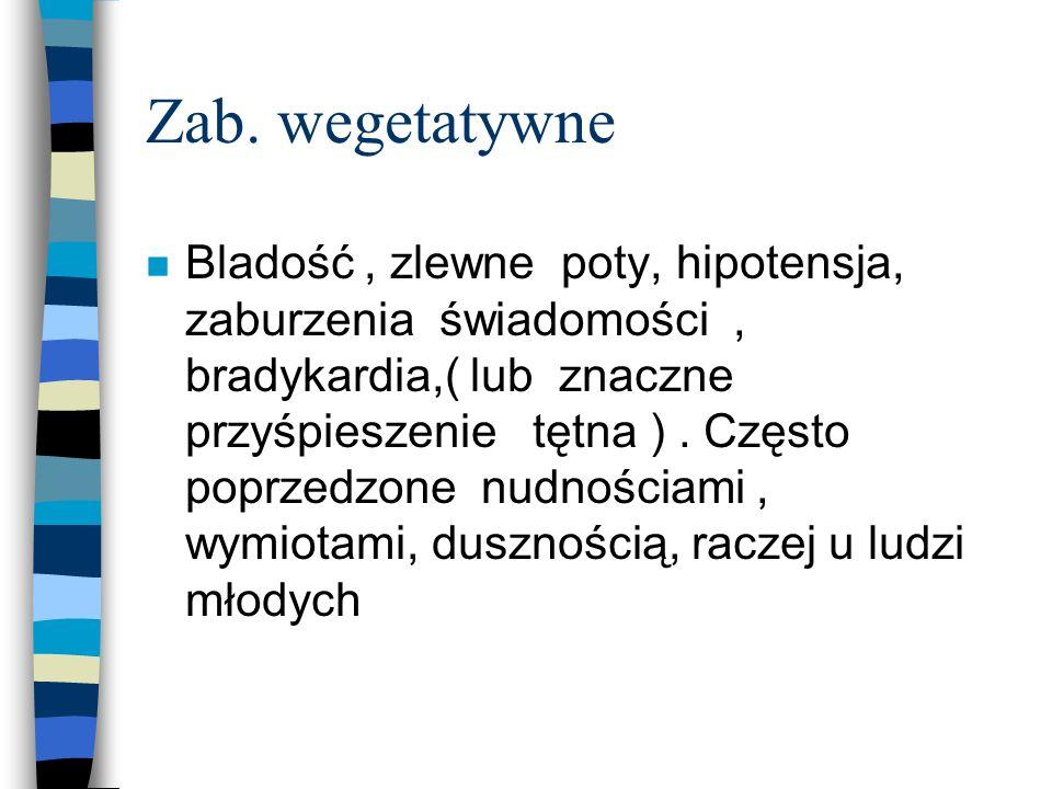 Zab. wegetatywne