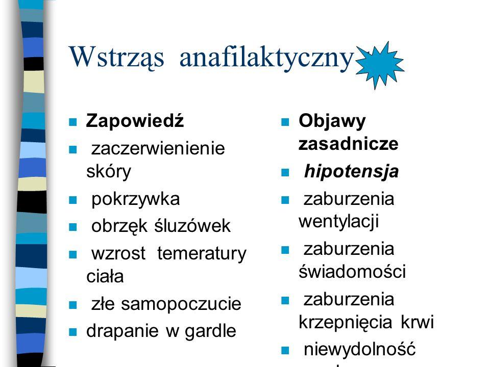 Wstrząs anafilaktyczny 1