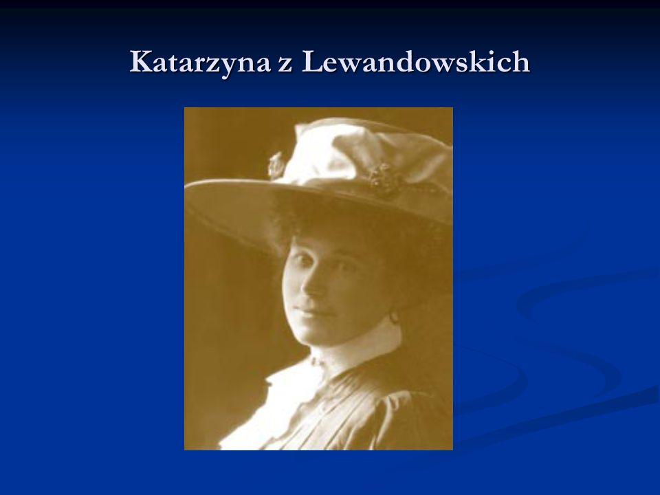 Katarzyna z Lewandowskich