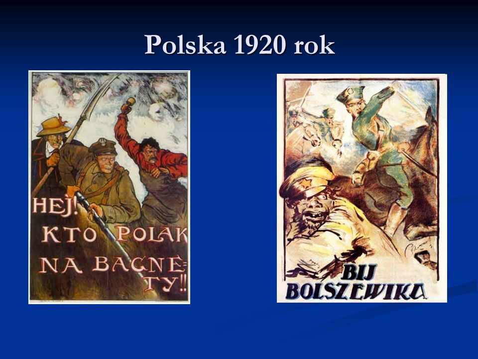 Polska 1920 rok
