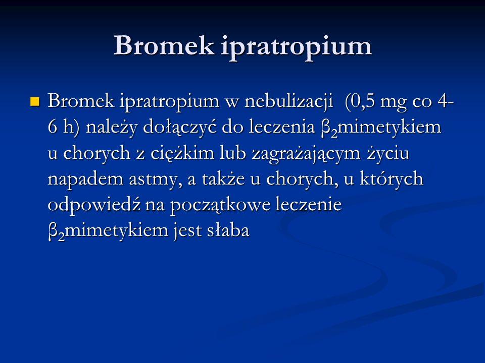 Bromek ipratropium