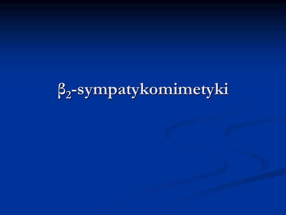β2-sympatykomimetyki
