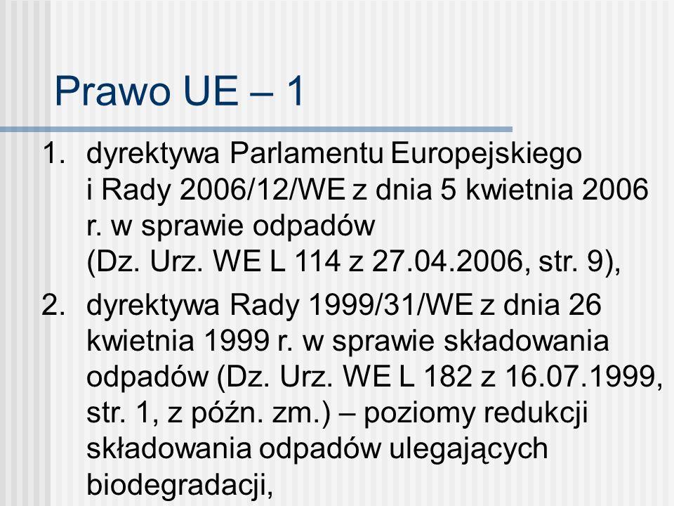 Prawo UE – 1