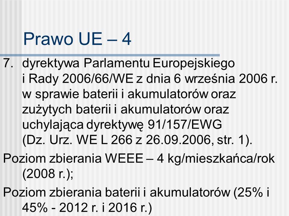 Prawo UE – 4