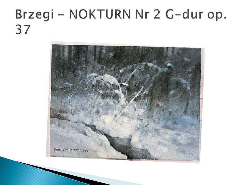 Brzegi - NOKTURN Nr 2 G-dur op. 37