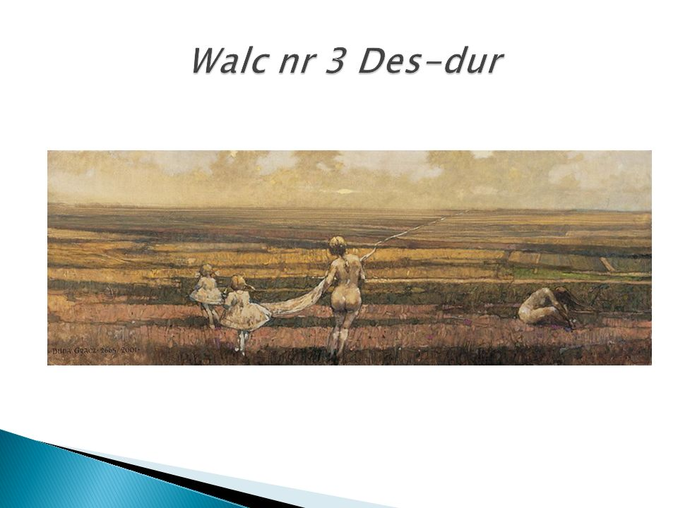 Walc nr 3 Des-dur