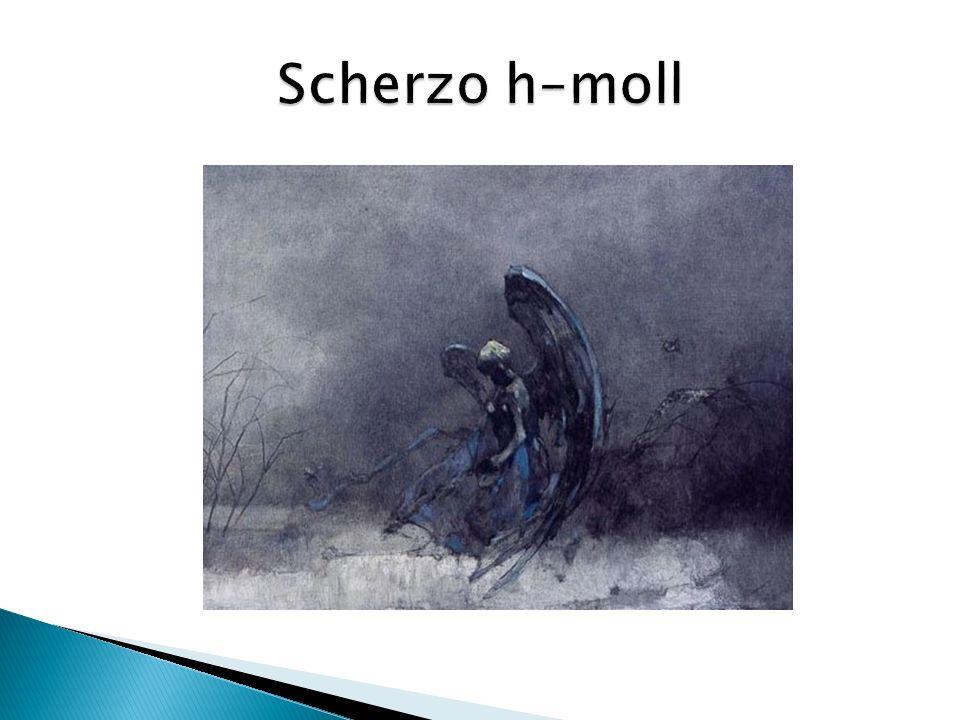 Scherzo h–moll