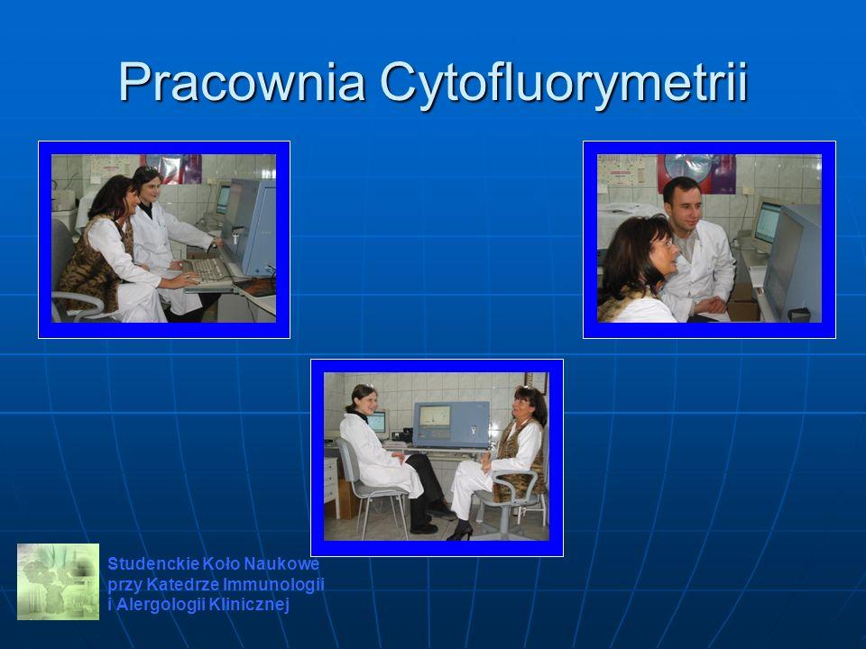 Pracownia Cytofluorymetrii