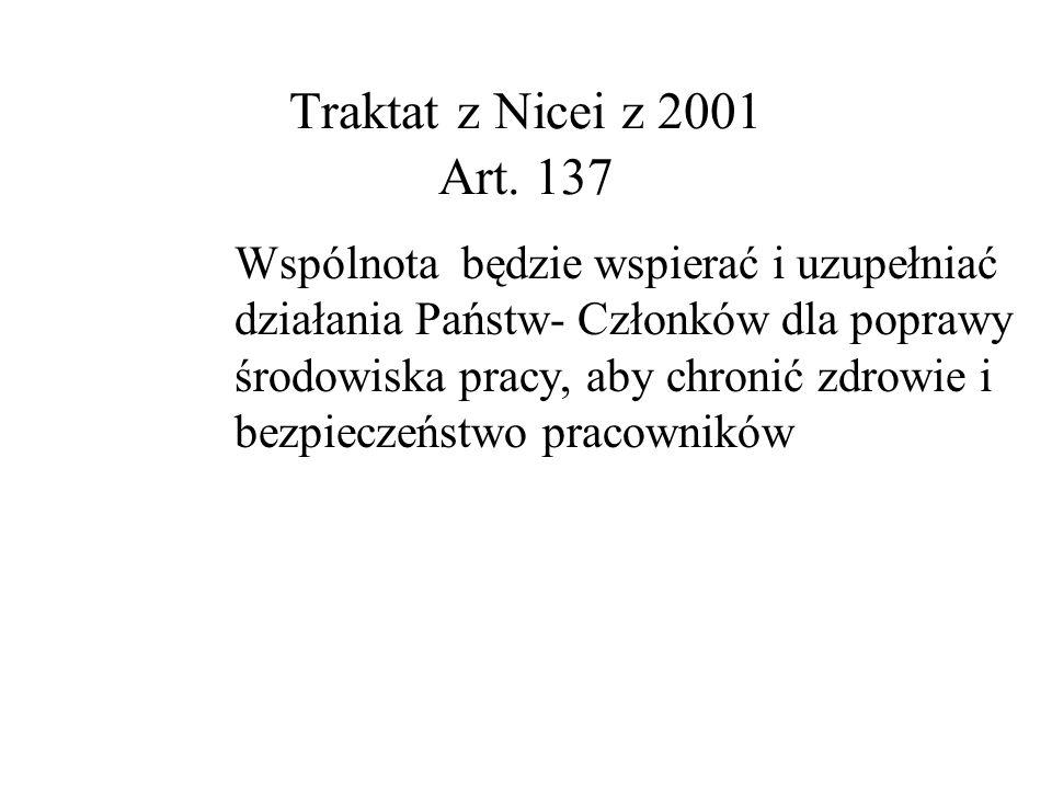 Traktat z Nicei z 2001 Art. 137