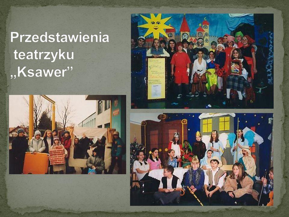 """Przedstawienia teatrzyku """"Ksawer"""