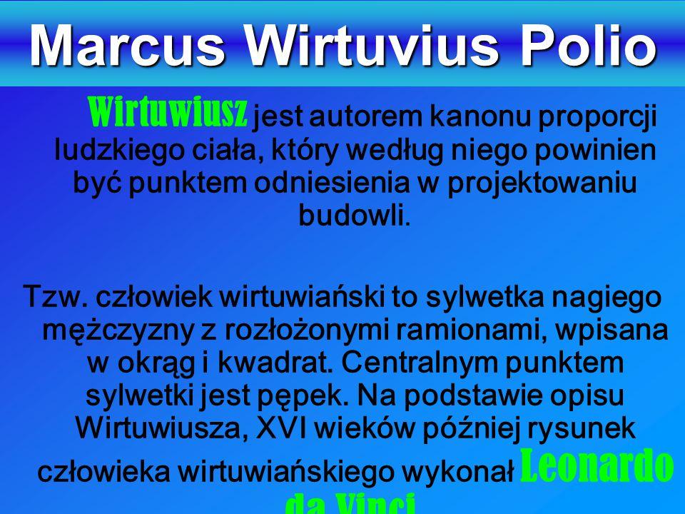 Marcus Wirtuvius Polio