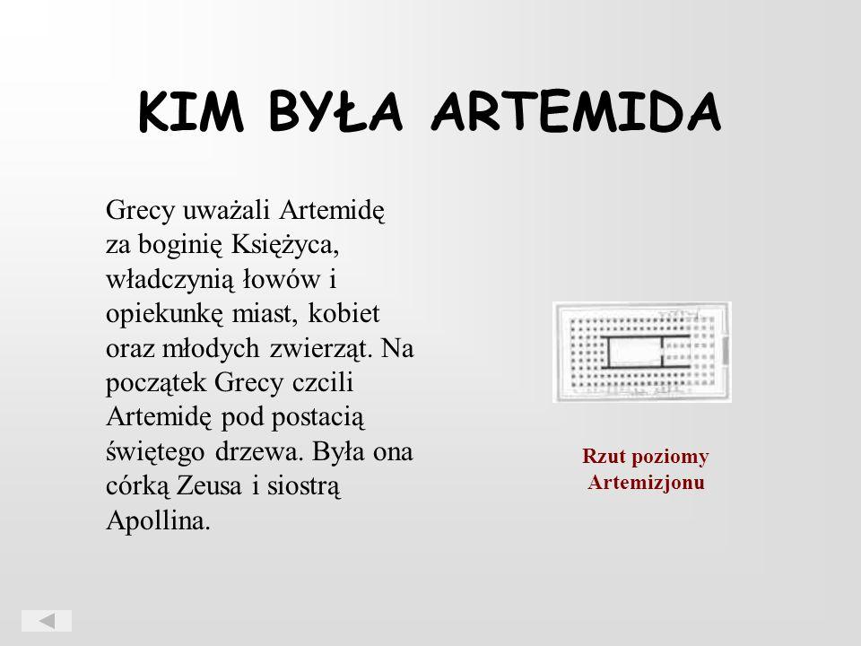 Rzut poziomy Artemizjonu