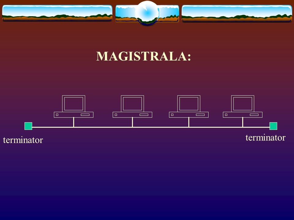 MAGISTRALA: terminator terminator