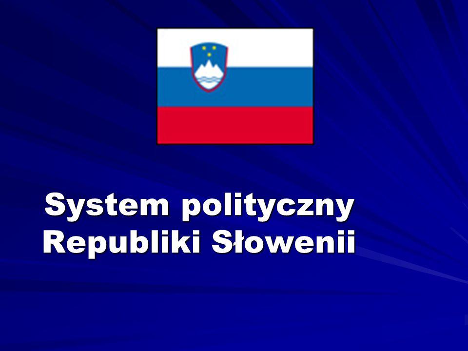 System polityczny Republiki Słowenii