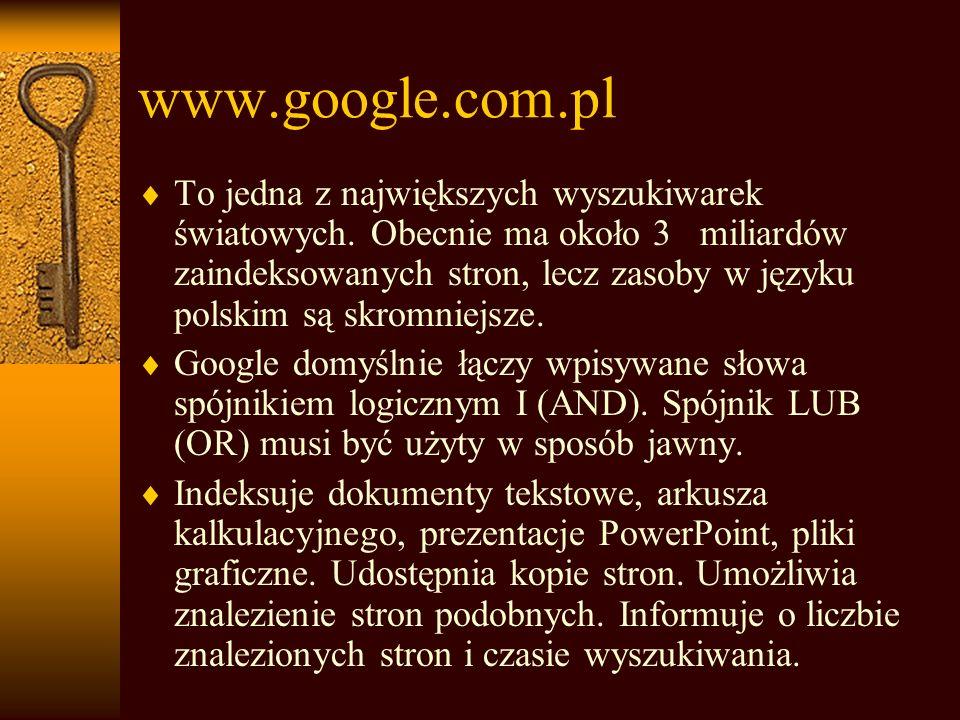 www.google.com.pl
