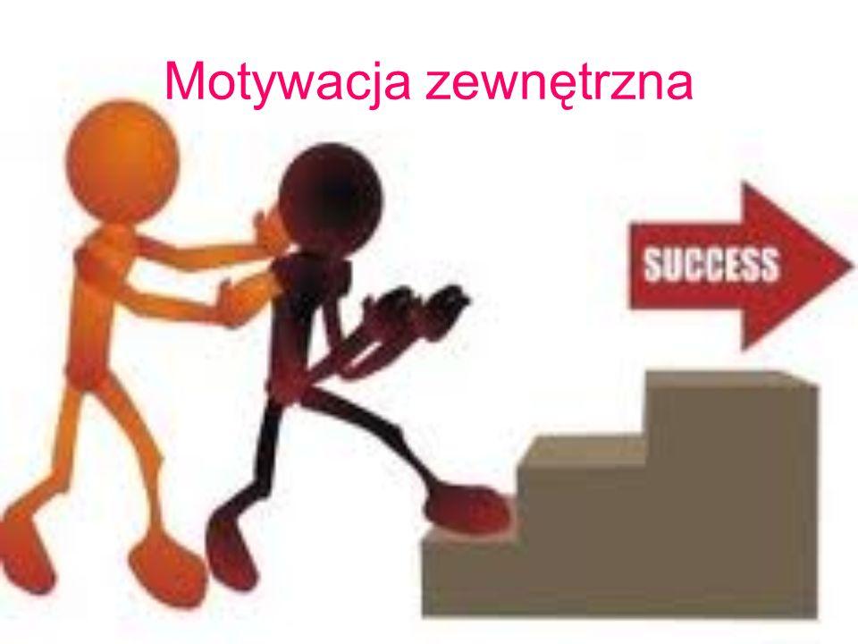 Motywacja zewnętrzna