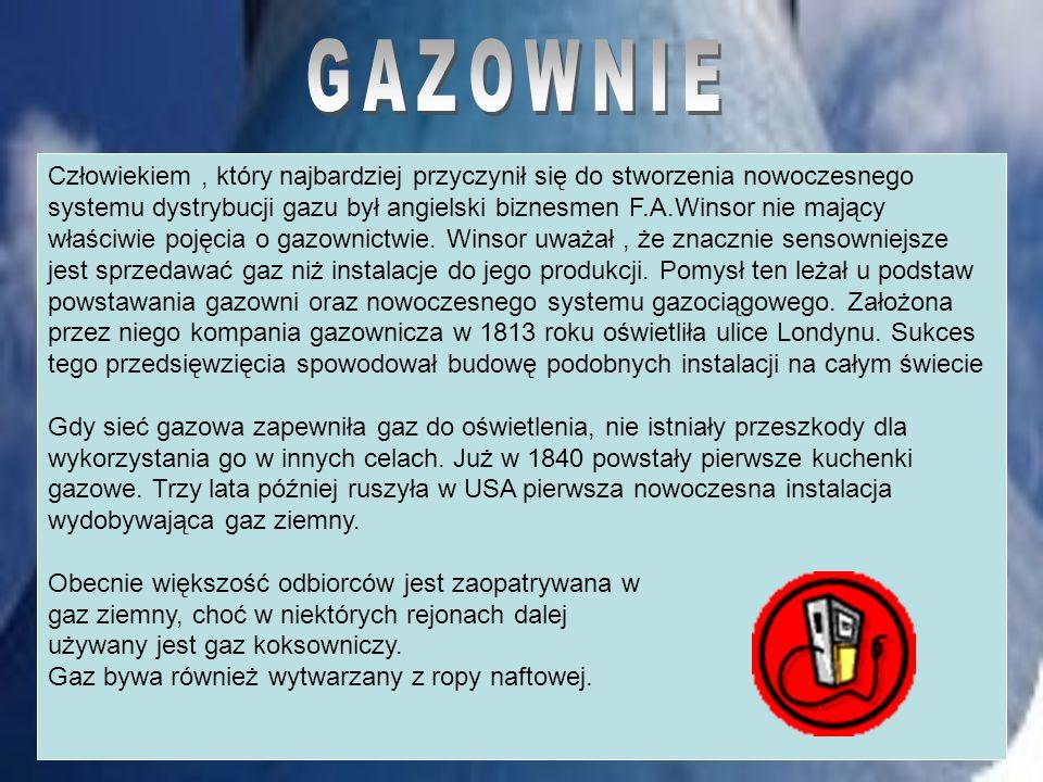 GAZOWNIE